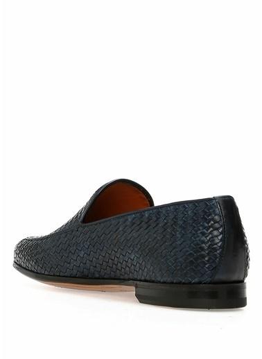 Bontoni Ayakkabı Lacivert